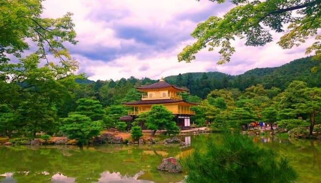 kyoto - japonya - tapınaklar