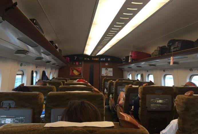 shinakansen - trenleri - japonyada - ulaşım