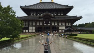 Todaiji_Bir_Budist_Tapınağı_Nara_Japonya