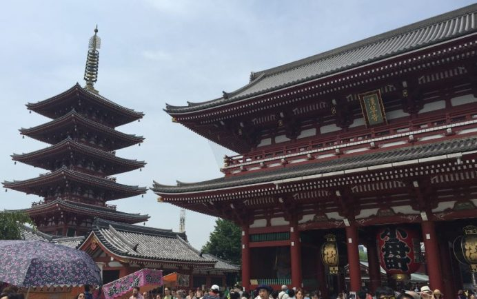 Tokyo - Senso - ji - Tapınağı