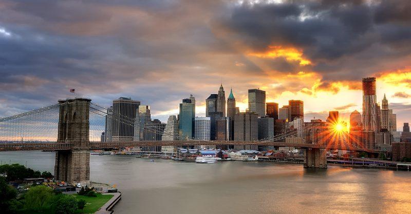 New York-Brooklyn Köprüsü