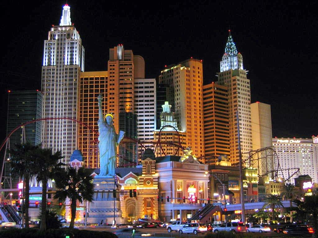 Las Vegas- New York New York Oteli