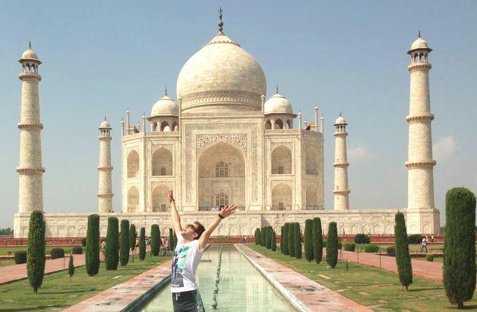 Taj Mahal - Hindistan - deniz - pehlivan