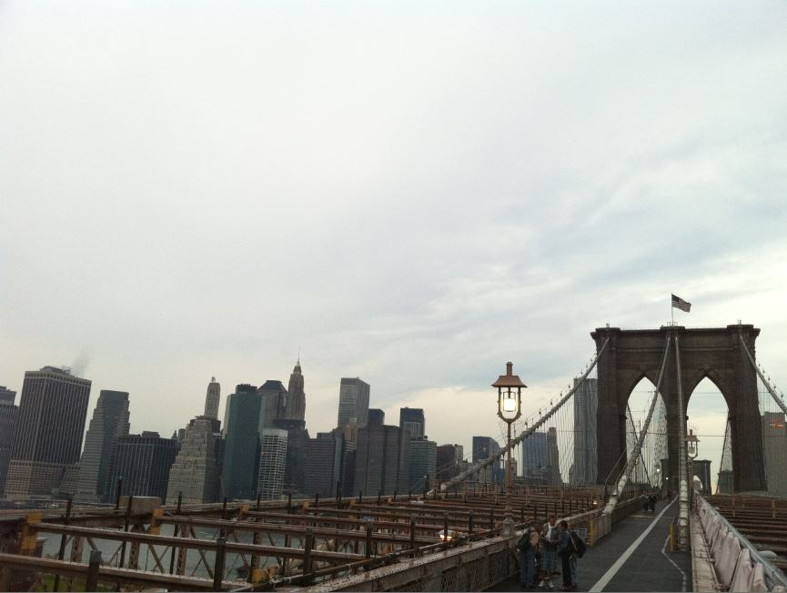 Brooklyn - Köprüsü - New York
