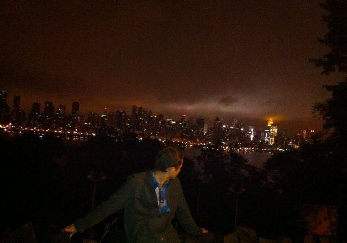 Manhattan Manzarası-ABD