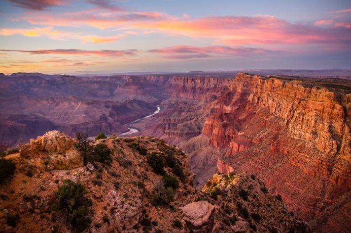 Grand Canyon - Büyük Kanyon -abd
