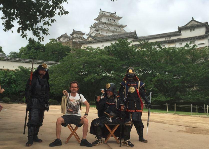 Japonya - Himeji