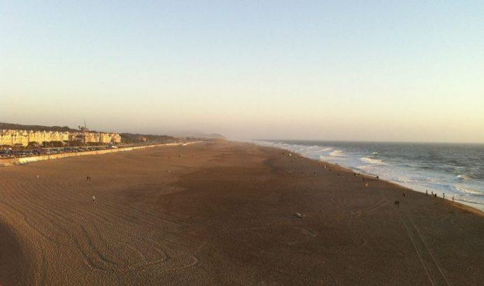 san francisco sahilleri plajları
