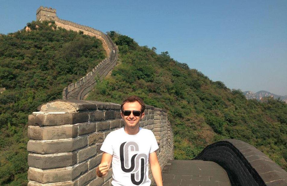 Çin Seddi-Pekin