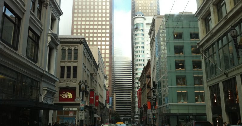 Sisli San Francisco Sokaklar