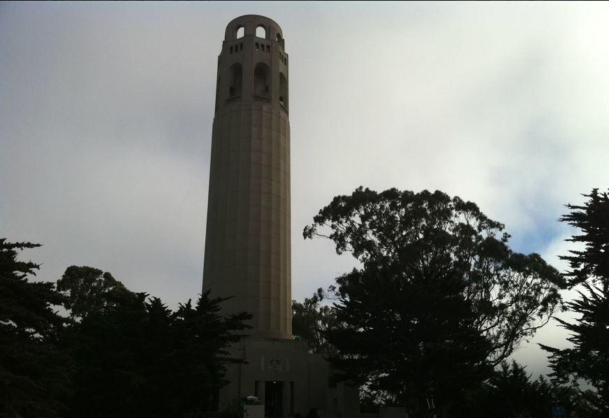 Telegraf Tepesi (Coit Tower)