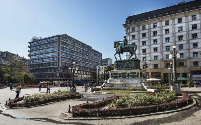 Özgürlük Meydanı - Belgrad