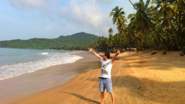 Muhteşem Palolem Sahilleri-Goa