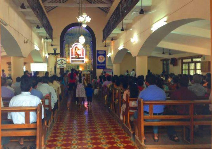 Goa'da Bulunan Kiliseler
