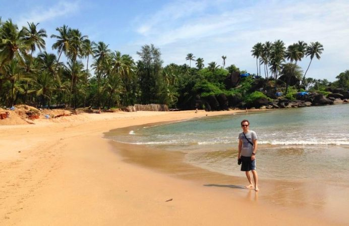 Palolem Beach-Goa