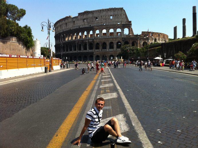 Roma-İtalya (Schengen Vizesi Şart)