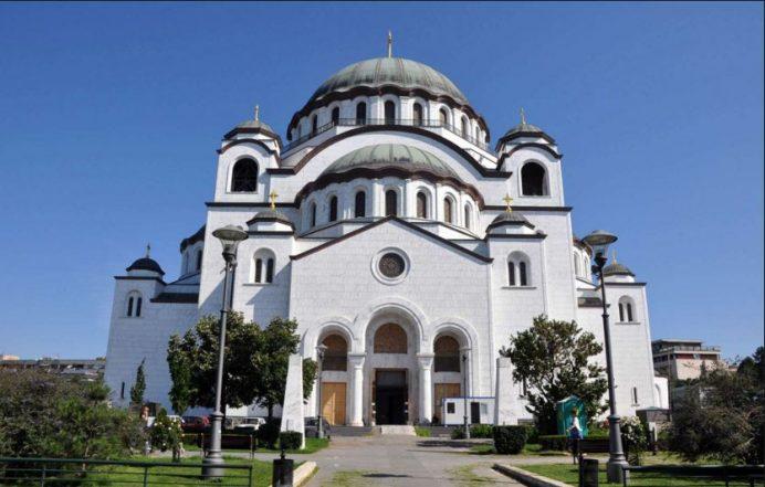 St. Sava Kilisesi-Belgrad