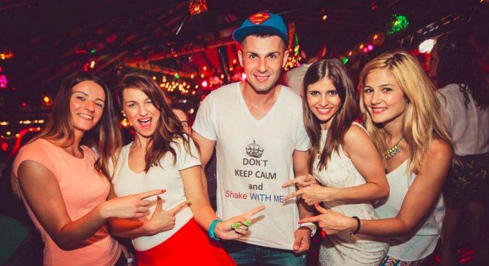 Renkli Belgrad Gece Hayatı