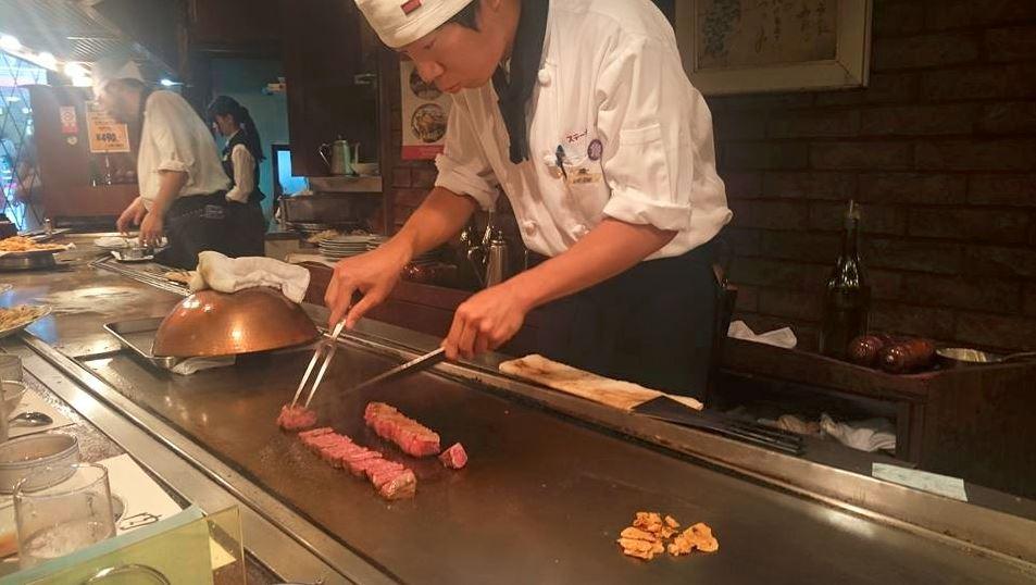 Japonya - Kobe Beef