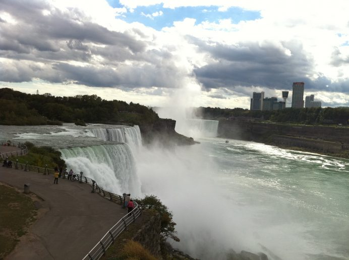 Niagara Şelaleri-ABD