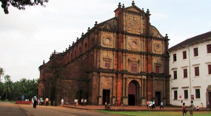 Old Goa Bölgesi