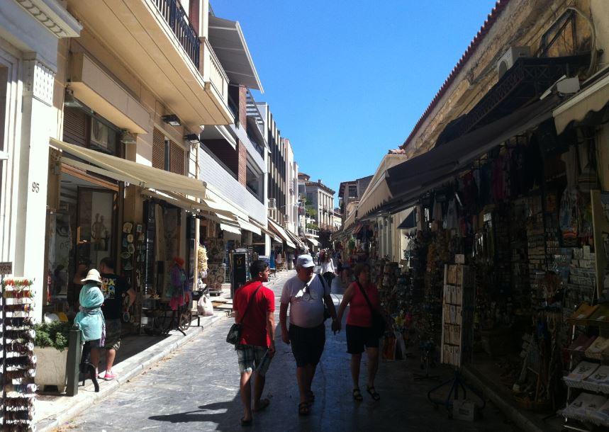 Plaka_Sokakları