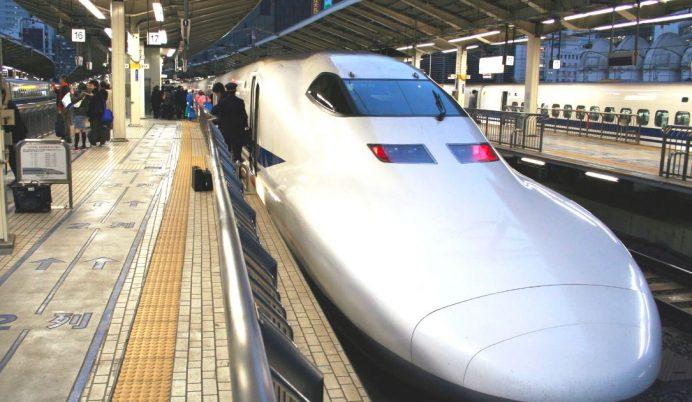 Japonya-Shinkansen Trenleri