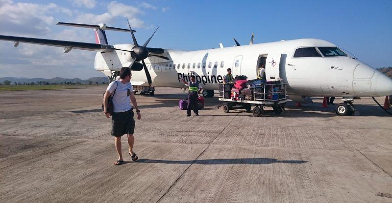 Busuanga_Havalimanı_Coron_adası