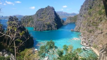 Kayangan Gölü-Coron Adası