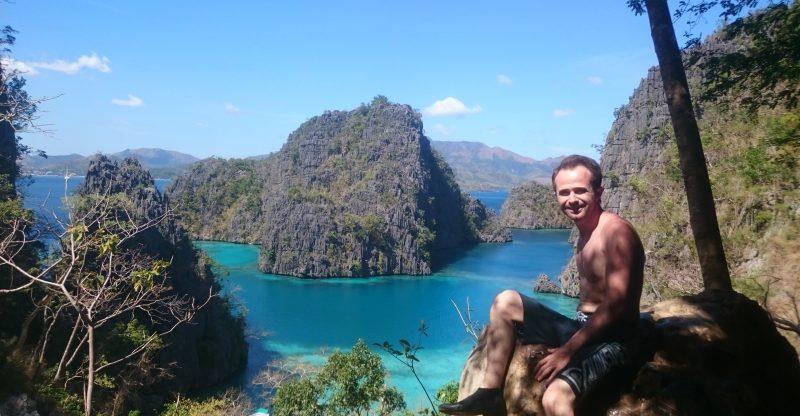 Kayangan Gölü-Coron-Filipinler