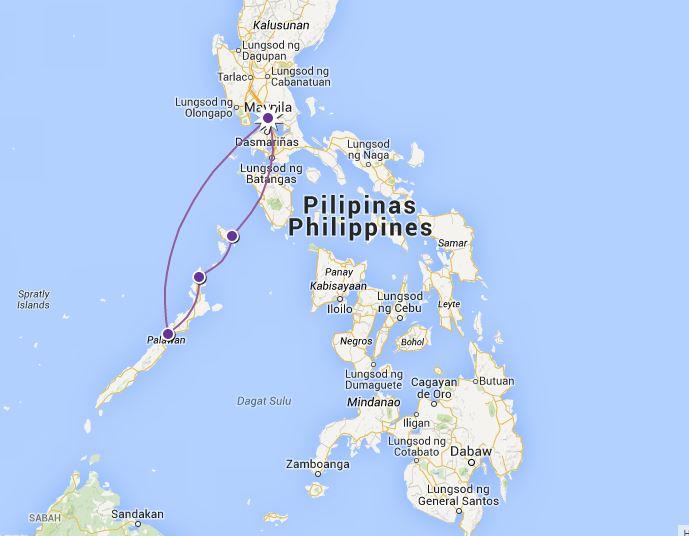 Filipinlerde_Gezilecek_Yerler_Coron_El_Nido_Puerto_Princesa_Manila_Rotamız