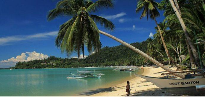 Türkiyeye_Vize_İstemeyen_Ülke_Filipinlerin_Port_Barton_Kasabası