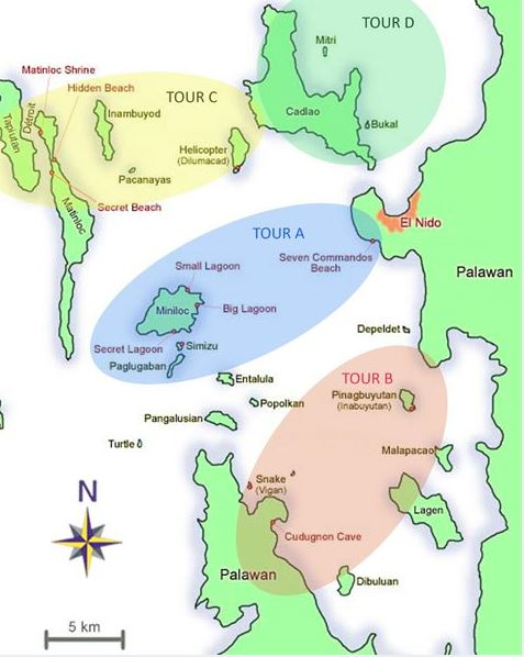 tur-rotaları-el-nido-map