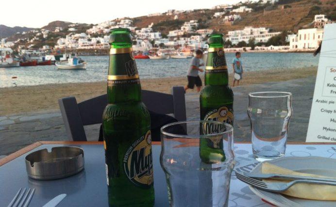 yunanistan - birası - mythos