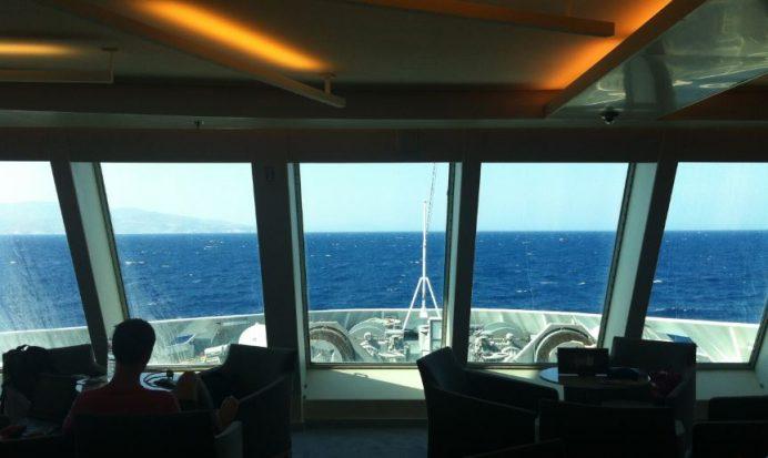 yunan adaları feribotlar ile ulaşım