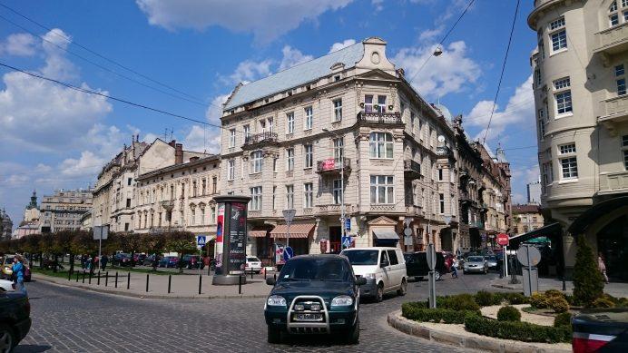 lviv Shevchenka Avenue (Bulvarı)