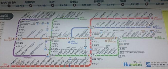 Busan_Metro_Hattı
