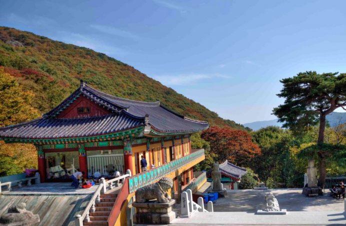 Beomeosa_Temple_Tapınağı