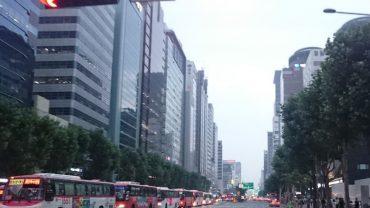 Seul-Gangnam Bölgesi