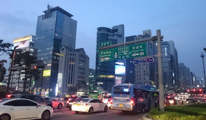 Gangnam_Bölgesi