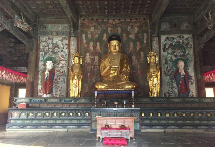 Bulguksa_Temple_Tapınağı