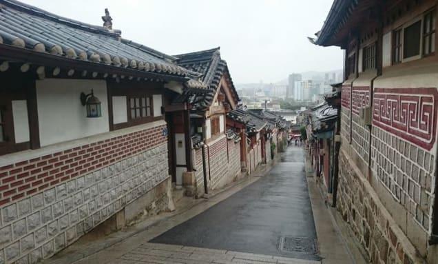 Hanok_Köyü_Seul