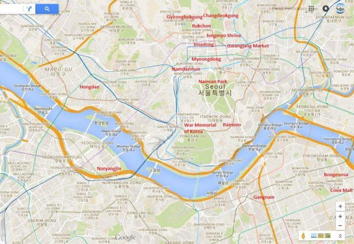 Aşağıda_Anlatacağım_Yerlerin_Seuldeki_Konumları