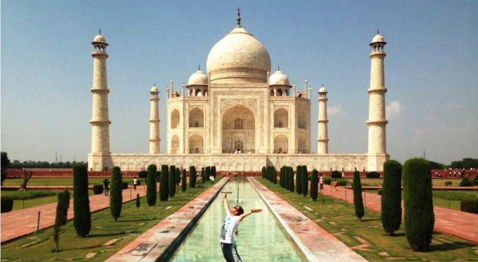 Agra (Tac Mahal) - Hindistan - kasım - ayında - gezilecek - ulke