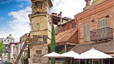 Gabriadze Cafe-Tiflis