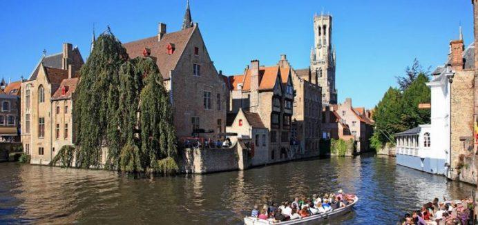 Brugge-Belçika