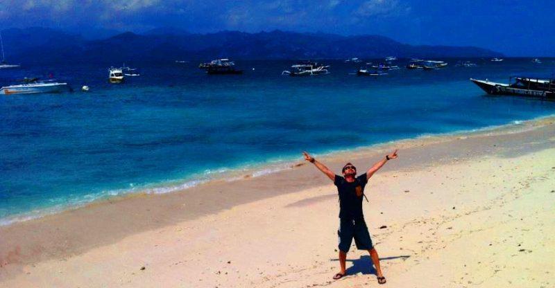 Gili Adaları-Endonezya