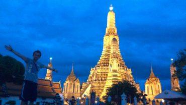 Bangkok Gezilecek Yerler: Watarun-Tayland