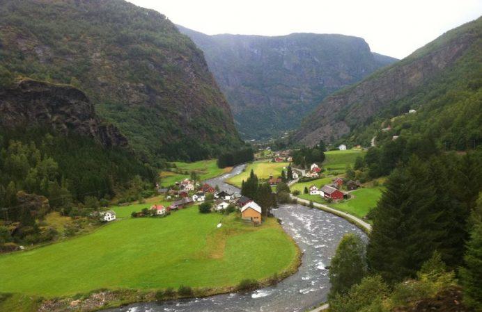 Flam - Norveç - turu