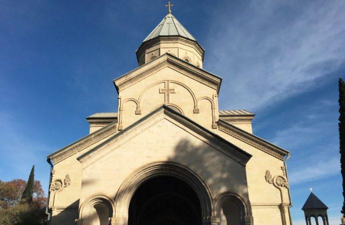 Kashveti Kilisesi tiflis